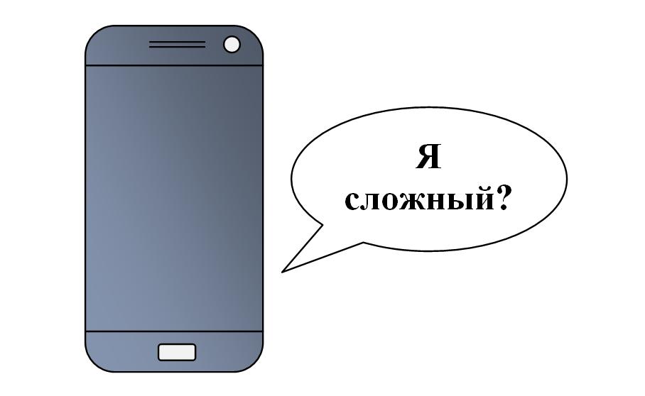 Телефон относится к бытовой технике