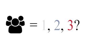 Количество соисполнителей как признак группы лиц по предварительному сговору